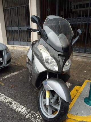 Aprilia Arrecife Sprint 500cc a toda prueba!