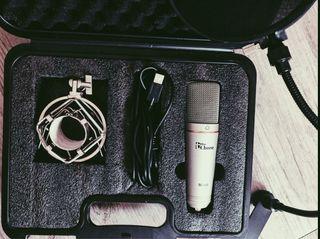 Micrófono USB T.Bone SC440