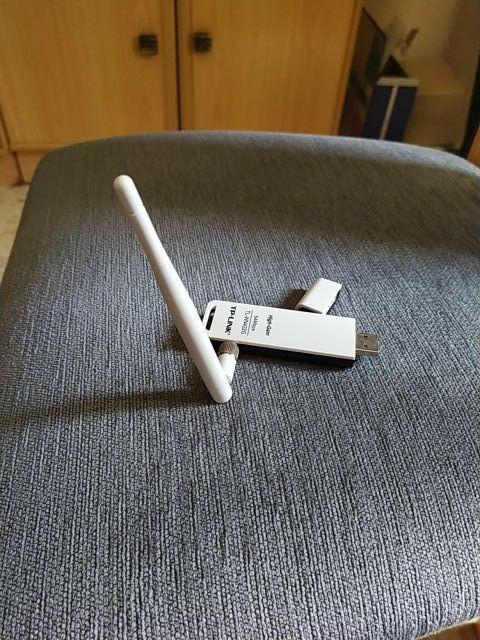 Adaptador Wi-Fi TP-LINK