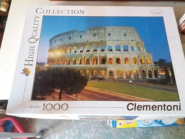 Puzzle del Coliseo 1000 piezas.