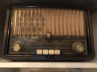 Radio antigua.