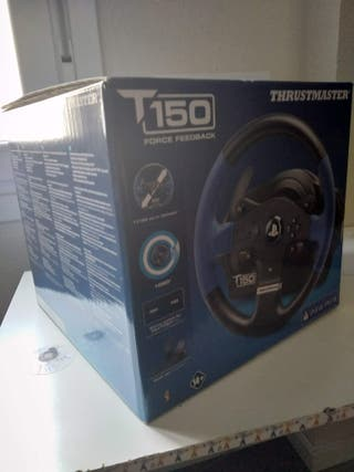 Volante Ps4/Ps3/PC Thrustmaster T150
