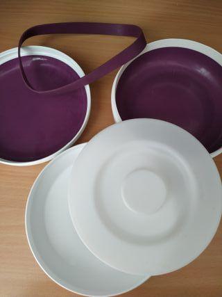 Suavinex Set de platos