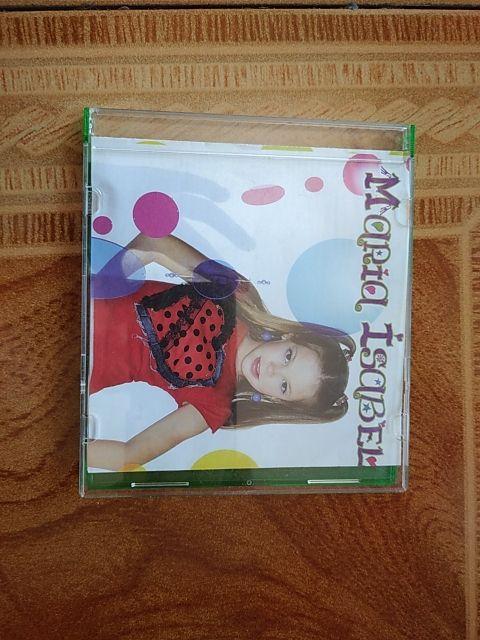 disco de María Isabel