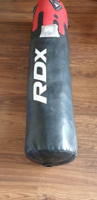 Saco de boxéo rdx con soporte