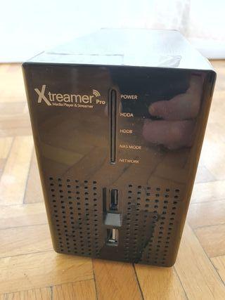 XTREAMER Pro Disco Duro Multimedia Full HD