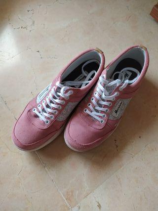 Zapatillas Morrison Rosas 40
