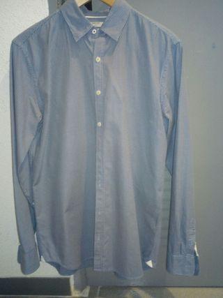 Camisa adulto gris
