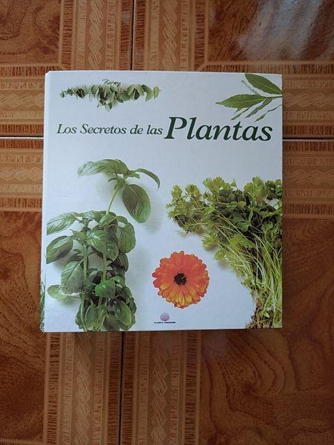 archivador con los secretos de las plantas