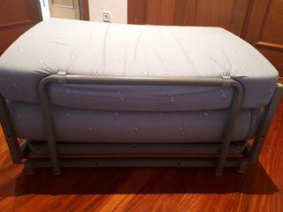 cama plegable de 90 cm