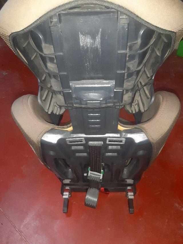 silla de coche con isofix