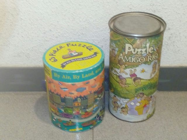 2 puzzles