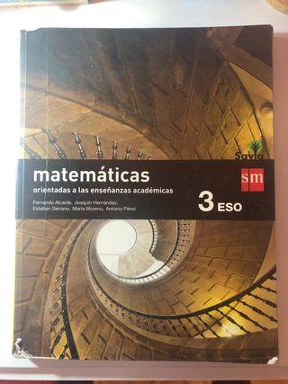Libros 3 ESO Domenico Scarlatti