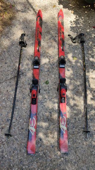 Esquís Rossignol