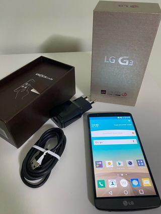 LG G3 16gb Como Nuevo