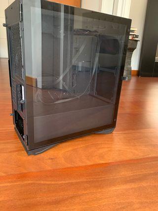 Caja PC - Nox Hummer Zero - Nuevo sin estrenar