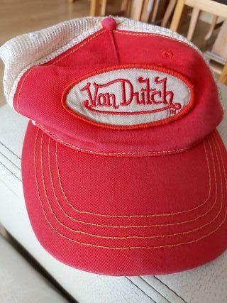 Gorra Von Dutch