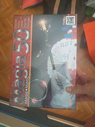 juego magia