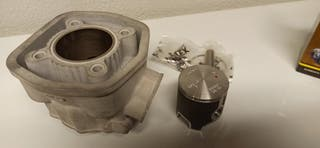 Cilindro carreras para motor Metrakit