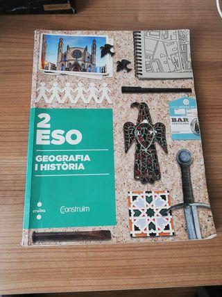Geografía i historia (construim)2ESO