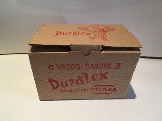 Vasos Duralex Vintage