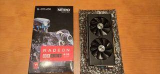 Tarjeta gráfica AMD RX 480