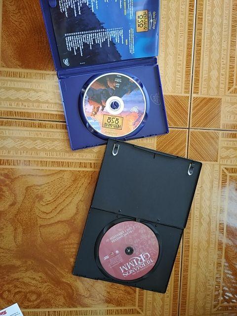 discos de películas infantiles