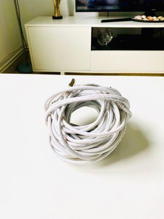 Cable de red ethernet 30m