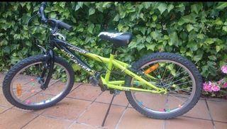 Bicicleta infantil niño / niña