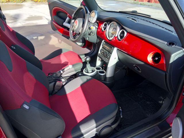 Mini Cabrio 2007