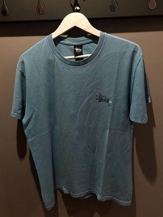 Camiseta Stussy Azul