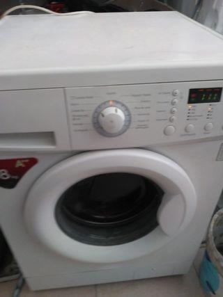 lavadora de ocasión lg