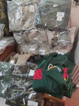 Super lote ropa ejército, ofertas serias