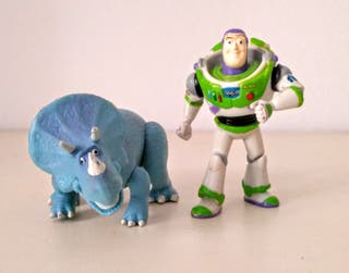 """Trixie"" Toy story 3 + Buz light year de regalo"