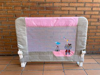 Barrera de cama protectora para niñ@s
