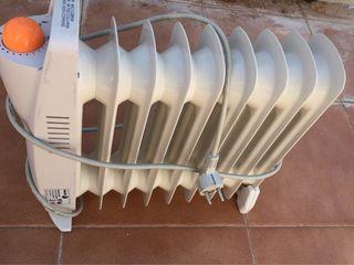 Radiador/calentador Aceite. Fagor.