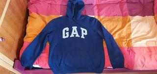 sudadera GAP azul marino