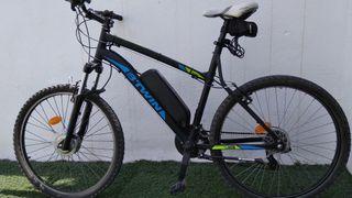 Bicicleta eléctrica montaña con kit eléctrico 250w