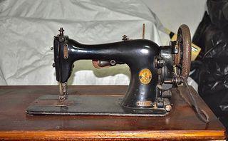 Máquinas de coser singer