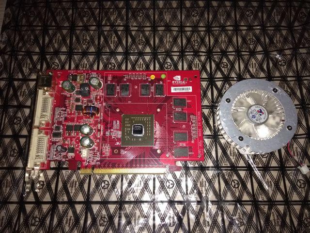 Nvidia 7650 GS PCI Express