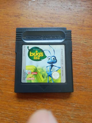 A BUGS LIFE GAME BOY COLOR