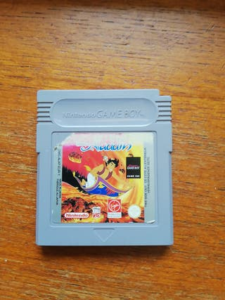 ALADÍN GAME BOY COLOR