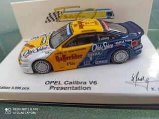 Opel Calibra V6 DTM Minichamps 1/64