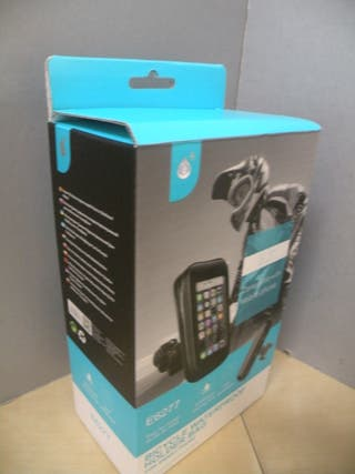Soporte Telefono Movil Moto, Bicicleta y Patinete