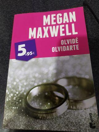 Olvidé olvidarte., Megan Maxwell