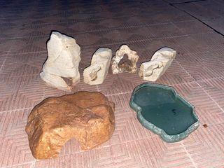 Rocas para terrario
