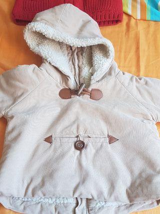 Abrigo de bebé