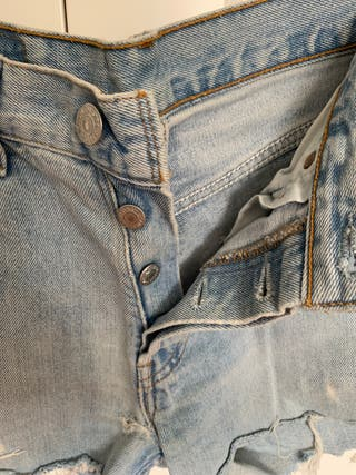 Shorts vaquero de Levis Strauss