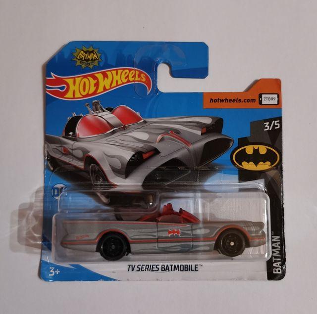 Hotwheels Batman TV Series Batmobile