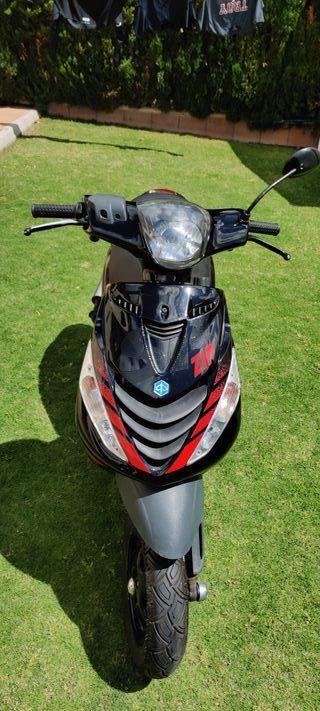 Moto Zip sp50 con 9500 km